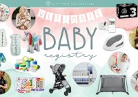 Mom Collective Ultimate Baby Registry Giveaway