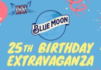 Blue Moon Birthday Sweepstakes