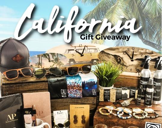 Cali Life The California Gift Giveaway