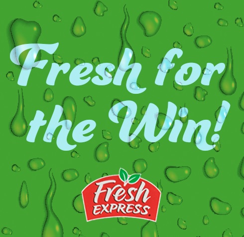 Fresh Express Tag-To-Win Sweepstakes