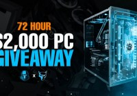 High Performance Gaming PC Giveaway