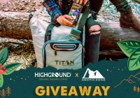 Highground X Arctic Zone Giveaway