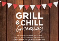 Lifeaid Grill And Chill Giveaway