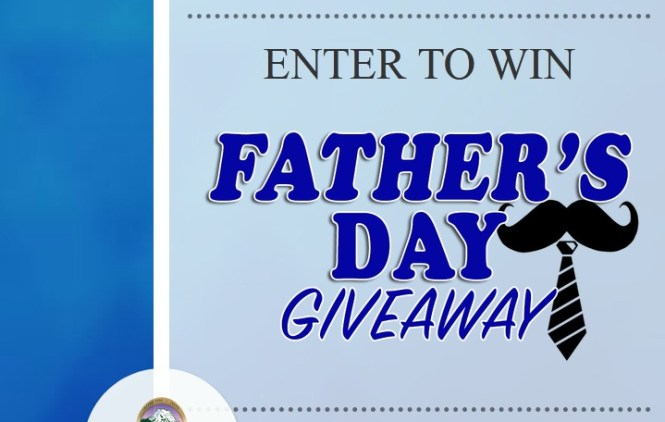 Local 8 News Fathers Day Giveaway