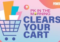 PK Clears Your Cart Text To Win Sweepstakes