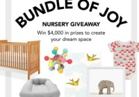 Propitious Jackson Bundle Of Joy Nursery Giveaway