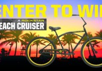 Rockstar Kroger Mid Atlantic Beach Cruiser Sweepstakes
