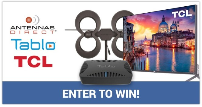 Tablo TV Ultimate Fathers Day Cord Cutting Giveaway