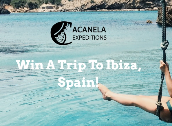 Acanela Trip To Ibiza Spain Sweepstakes