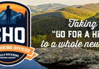 DB Chief Hiking Officer Sweepstakes