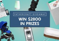 Fathercraft Ultimate Baby Gear Giveaway