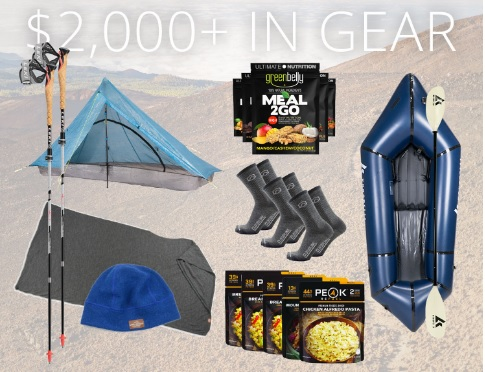 Greenbelly Thru-Hiking Summer 2020 Giveaway