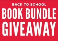 Half Price Books Back To School Book Bundle Giveaway