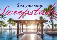 Hyatt Sea You Soon Sweepstakes