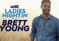 Ladies Night With Brett Young Sweepstakes