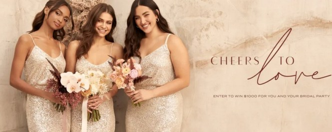 Lulus Cheers To Love July 2020 Sweepstakes