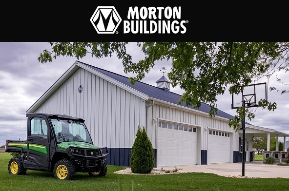 Morton Buildings 2020 Sweepstakes