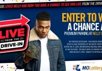 Nelly Drive-In Concert Sweepstakes