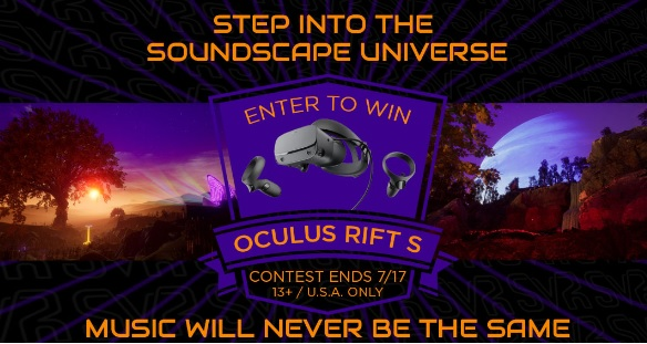 Oculus Rift S Sweepstakes