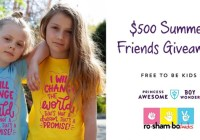 Princess Awesome $500 Summer Friends Giveaway
