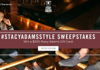 Stacy Adams Fall Winter 2020 Sweepstakes