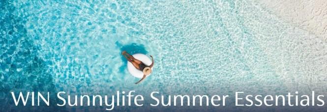 Sunnylife Summer Essentials Sweepstakes