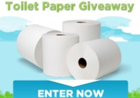 Toilet Paper Free To Enter And Win Giveaway