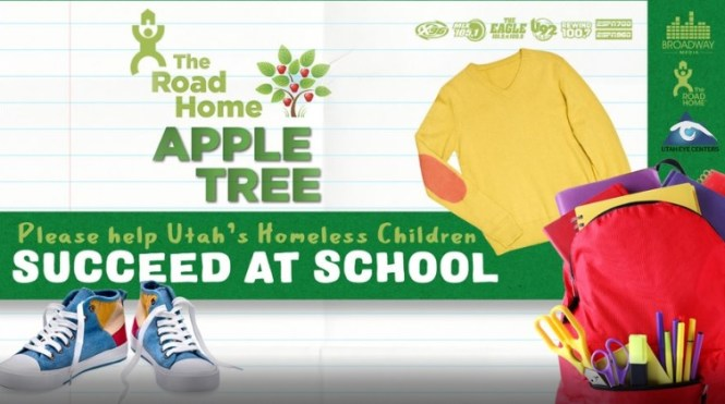 Utah Eye Centers Road Home Apple Tree Sweepstakes