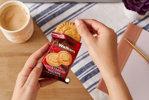 Walkers Shortbread Snack Pack Giveaway