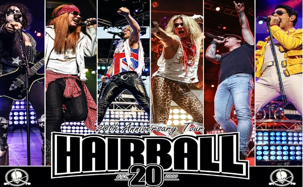 Hairball TNA Email Sweepstakes