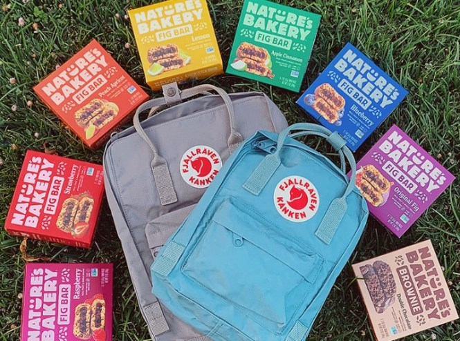 Nature Bakery Back To School Ready Giveaway