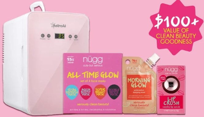 Nugg Beauty Summer Skin Giveaway