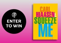 Penguin Random House Squeeze Me Sweepstakes