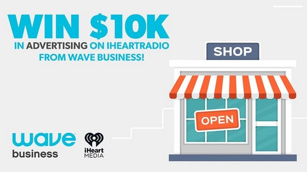 Wave Business Local Business Advertising Giveaway