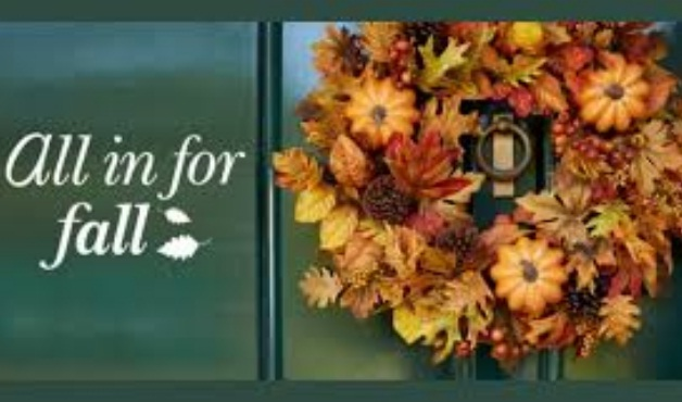 Balsam Hill All In For Fall Giveaway