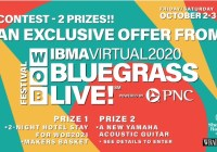 CBC New Media Group And International Bluegrass Music Association IBMA World Of Bluegrass Sweepstakes