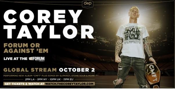 Corey Taylor Forum Or Against Em TNA Email Contest