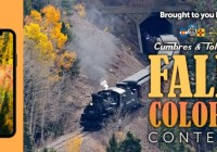 Cumbres Toltec Railroad Fall Colors Photo Contest