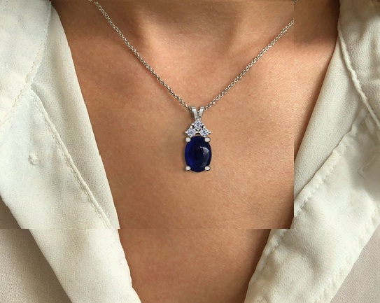 GemsNY Sapphire Necklace Sweepstakes