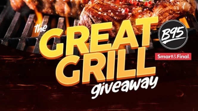 Labor Day BBQ Give Away Sweepstakes
