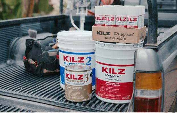 Masterchem Industries KILZ Keep Rolling Sweepstakes