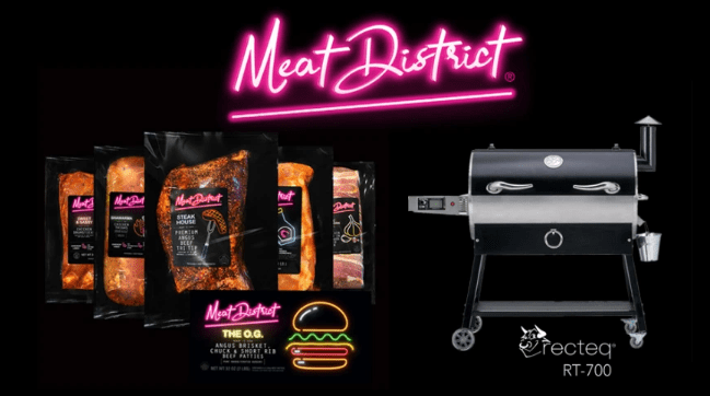 Meat District Prize Package Sweepstakes