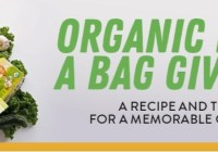 Natural Grocers 2020 Organic Meal Bag Giveaway