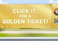 Sign the Safe Rides Golden Ticket Pledge Sweepstakes