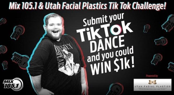 Utah Facial Plastics Tik Tok Dance Off Contest