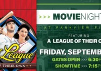 WANE Movie Night At Parkview Field Ticket Giveaway