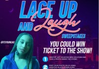 WSS Lace Up And Laugh Sweepstakes