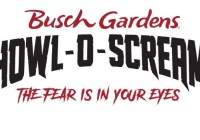 Busch Gardens Howl-O-Scream Sweepstakes