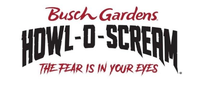 Busch Gardens Howl-O-Scream Sweepstakes