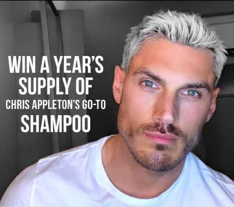Color Wow Chris Appleton Giveaway